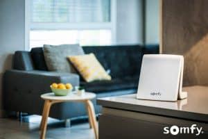 Foto Somfy - systém automatizovanej domácnosti TaHoma